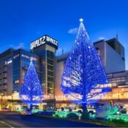 所沢駅西口イルミライティングファンタジア2018-2019